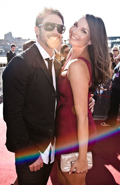Ricki Lee Coulter and boyfriend Richard.