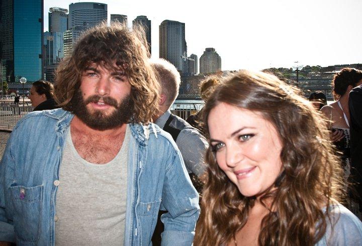 Angus + Julia Stone.