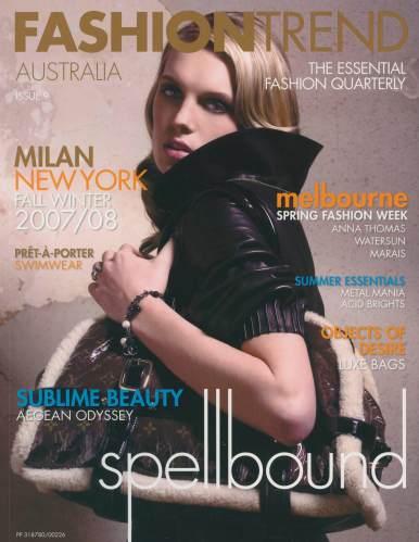 Fashion Trend Spellbound