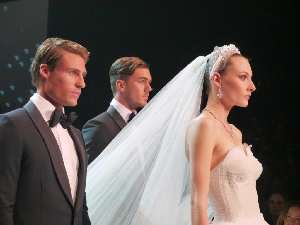 Toni Maticevski finale. Photo by Lara Antonelli.