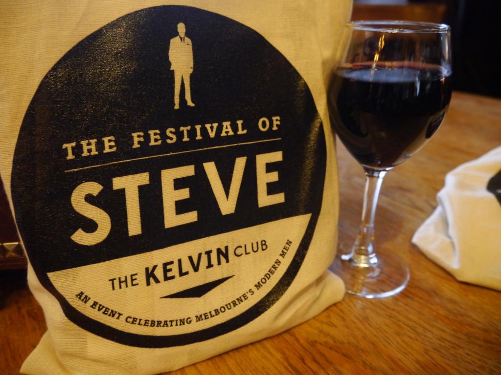 The inaugural Festival of Steve.