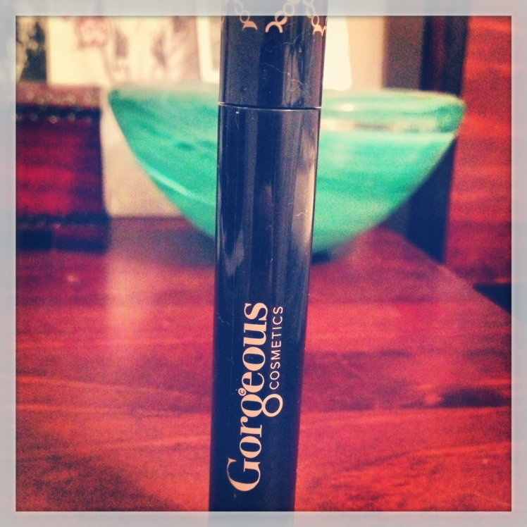 Gorgeous Cosmetics Glamlash Mascara in Black